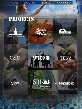 Unleashed Media projects